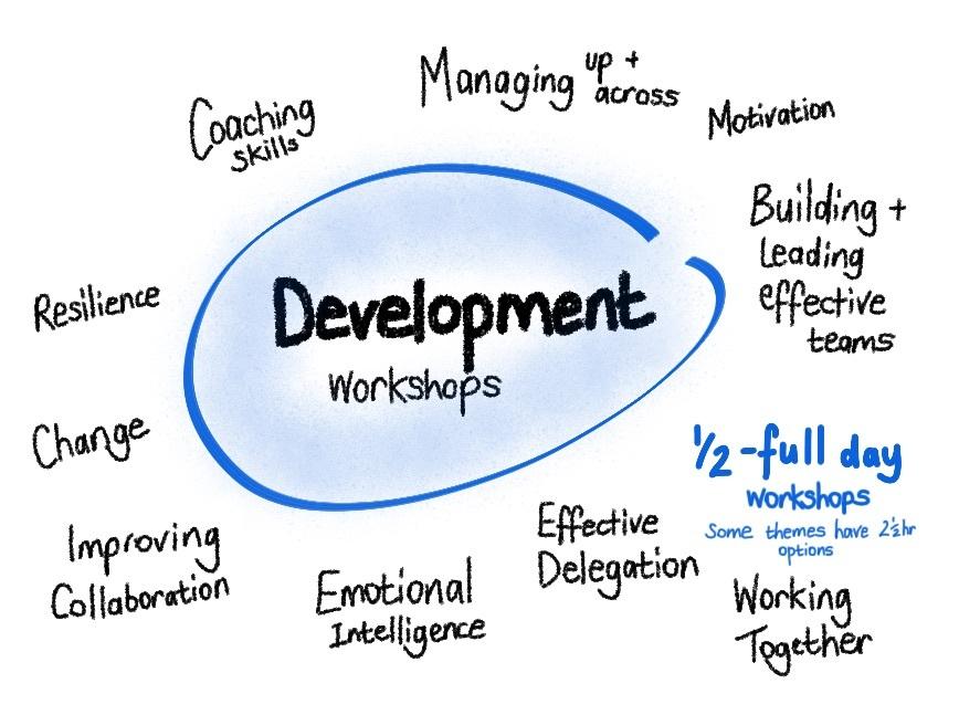 development workshop content